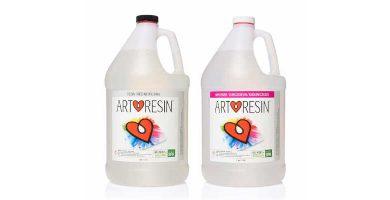 Resina epoxi para madera Art Resin 7,57l