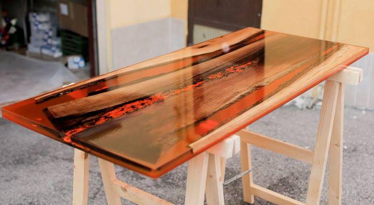 Resina epoxi para madera Art Resin 7,57l barato baratos precio precios barata baratas comprar exposi resina exposi resina epox cola epoxi cemento epoxi la pez resina resina de árbol resina de pino material resina qué es espoxico recina resino